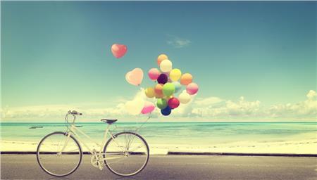 لشعور بالسعادة