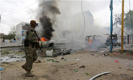 انفجار بالصومال