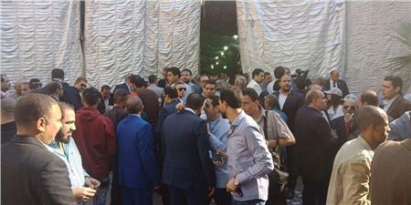 صورة من انتخابات حزب الوفد