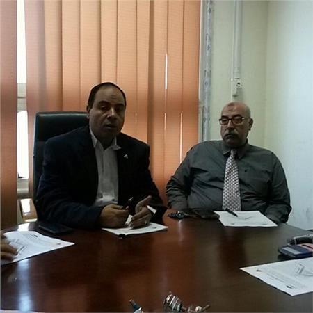 يوليو القادم تقييم الخطه الاستراتيجيه لجامعة بنها