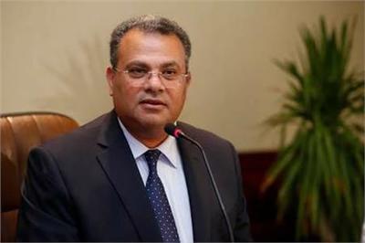 الدكتور القس اندرية زكى رئيس الطائفة الانجيلية