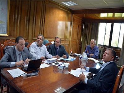 عشماوي :الإنتهاء من تغطية مشروعات الصرف الصحي بنسبة 70 % من قري المحافظة