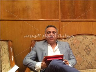 محمد حفظي رئيس مهرجان القاهرة السينمائي في دورته الـ40