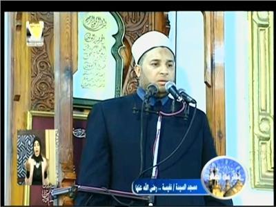 الدكتور مصطفى حميدان من علماء وزارة الأوقاف