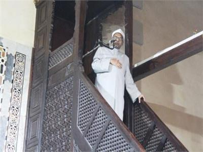 خطيب الجامع الأزهر
