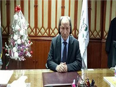 الأمين العام لمجلس الدولة المستشار فؤاد عبد الفتاح