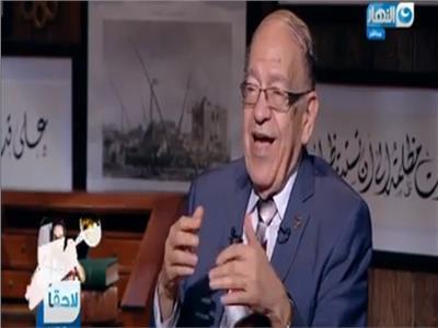 عالم المصريات وسيم السيسي
