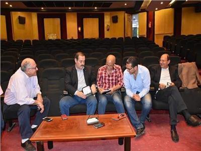 لجنة النشاط بنقابة الصحفيين تستضيف الفنان لطفى بوشناق