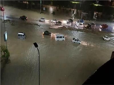 «معلومات الوزراء»: 6 تكليفات للتعامل السريع مع تساقط الأمطار