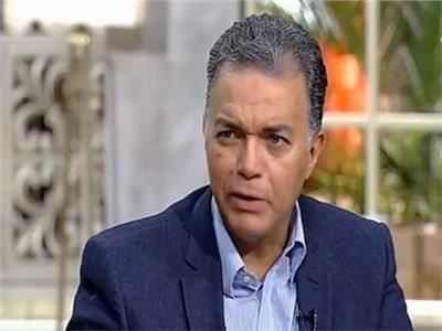 الدكتور هشام عرفات وزير النقل والمواصلات