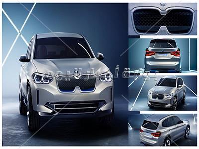 BMW  iX3 أول سيارة دفع رباعي كهربائية