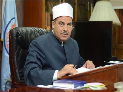 د. محمد المحرصاوي - رئيس جامعة الأزهر