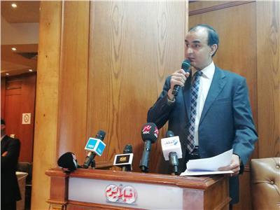 الكاتب الصحفي محمد البهنساوي رئيس تحرير بوابة أخبار اليوم