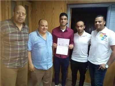 إدارة الإسماعيلي مع علاء عبد العظيم