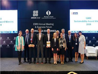 جائزة  البنك الأوروبي
