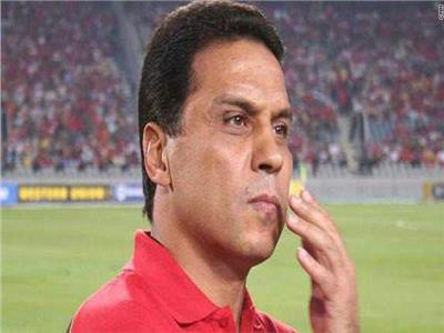 حسام البدري - المدير الفني للفريق الأول لكرة القدم بالنادي الأهلي