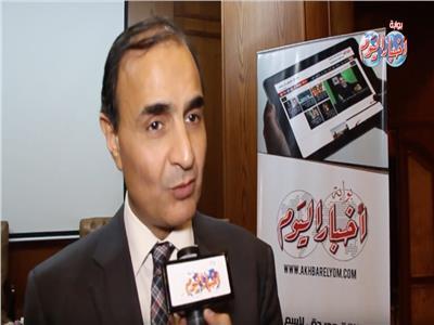 محمد البهنساوي رئيس تحرير بوابة اخبار اليوم