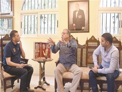 اللواء أحمد الفولي