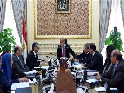اجتماع رئيس الوزراء _ تصوير: أشرف شحاتة