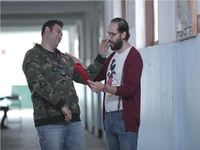 احمد أمين وأكرم حسني في الوصية