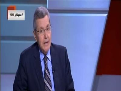 الدكتور حسين أباظة مستشار وزيرة التخطيط
