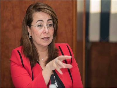 غادة والي: 7 آلاف مشروع «مستورة» بقيمة 105 ملايين جنيه
