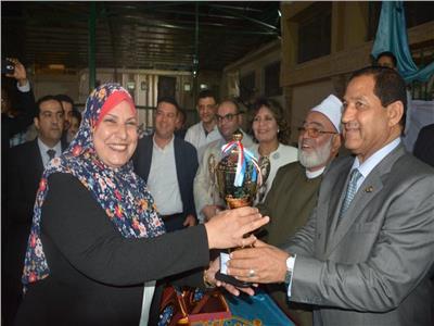 محافظ الغربية يكرم 45 من حفظة القرآن