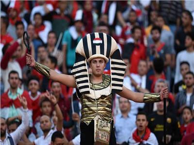 تعرف على أعداد مشجعي «الفراعنة» في مباراة أوروجواي