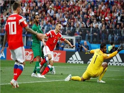المباراة الافتتاحية لكأس العالم