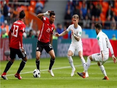 روسيا 2018 بث مباشر مباراة مصر وأوروجواي في كأس العالم بوابة