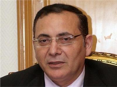 رئيس شعبة مواد البناء بغرفة القاهرة التجارية أحمد الزيني