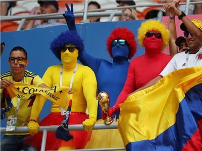 جماهير كولومبيا
