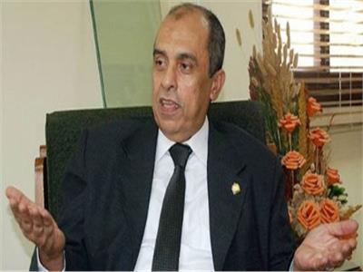 عز الدين ابو ستيت وزير الزراعة
