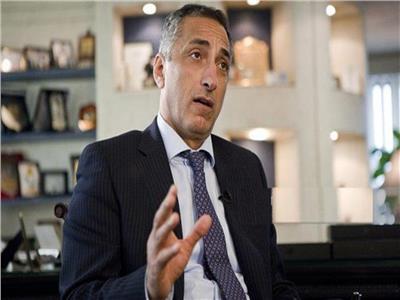 طارق عامر رئيس  البنك المركزي المصري