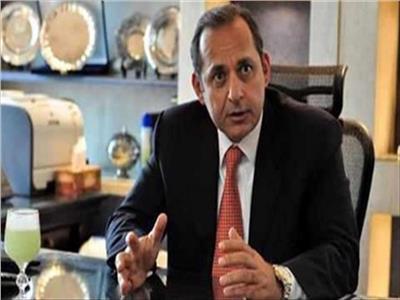رئيس مجلس إدارة البنك الأهلي المصري هشام عكاشة
