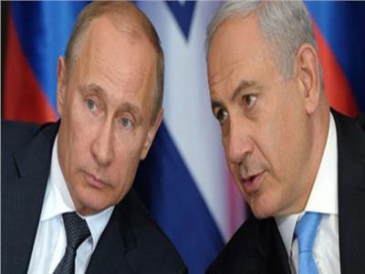 بنيامين نتنياهو وفلاديمير بوتين