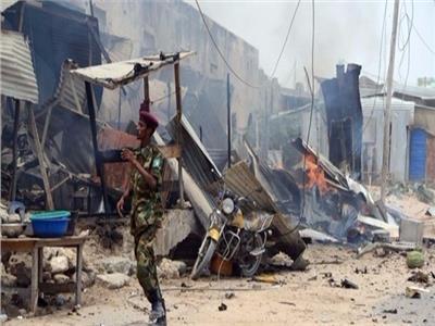 دوي انفجار هائل في العاصمة الصومالية