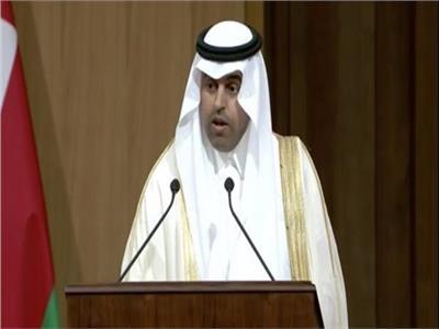 رئيس البرلمان العربي د.مشعل بن فهم السلمي