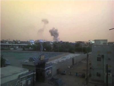 التحالف العربي يدمر آليات عسكرية للحوثيين جنوب التحيتا بالحديدة