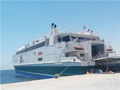 وصول و سفر 3630 راكبًا بموانئ البحر الأحمر و تداول 412 شاحنة- أرشيفية