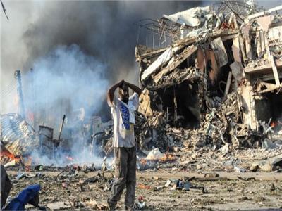 انفجار في العاصمة الصومالية