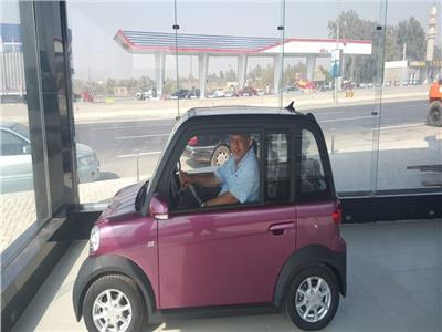 صور أرخص سيارة كهربائية في مصر والسعر مفاجأة بوابة أخبار