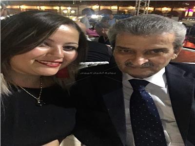 السفير السوري رياض السنيح