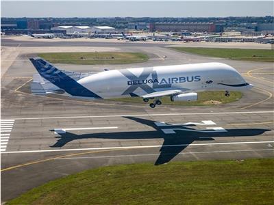 «إيرباص» تختبر حوت الشحن الأبيض «BelugaXL»