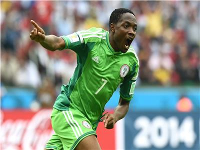 أحمد موسي نجم منتخب نيجيريا