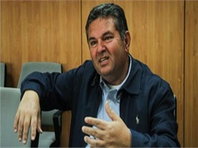 وزير قطاع الاعمال هشام توفيق