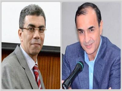 محمد البهنساوي وياسر رزق