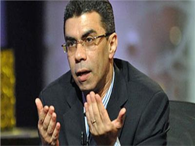 الكاتب الصحفي الكبير ياسر رزق