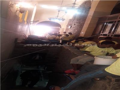 احتفالات خاصة بصوم السيدة العذراء بمحافظة القليوبية