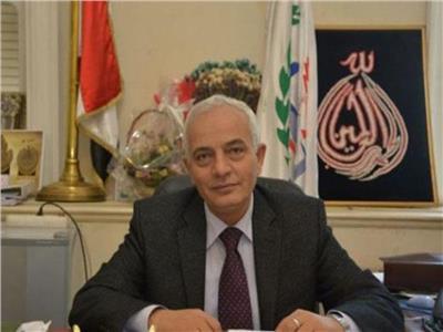 الدكتور رضا السيد حجازي رئيس قطاع التعليم العام